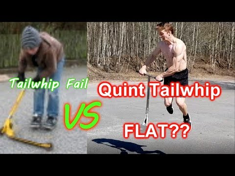 Henrik Palm | From Tailwhip To QUINT Whip Flat PROGRESSION!!