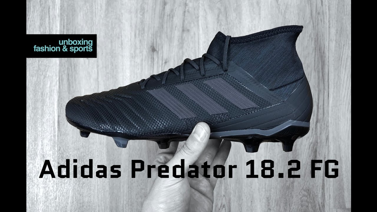 ce4a0936749 ... where can i buy adidas predator 18.2 fg nitecrawler pack unboxing football  boots 2018 4k 86e53