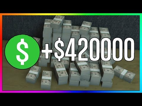 How To Make $420,000 EASY PER HOUR in GTA 5 Online | NEW Best Fast Unlimited Money Guide/Method 1.43
