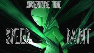 SPEEDPAINT | Adventure Time | the only finn?