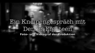 """Interview mit Dennis Eighteen (Album Making-Of """"Der Sturm"""")"""