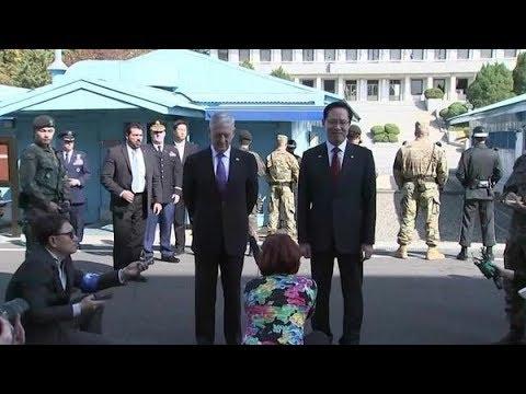 Mattis stresses diplomacy in Korean crisis | Los Angeles Times