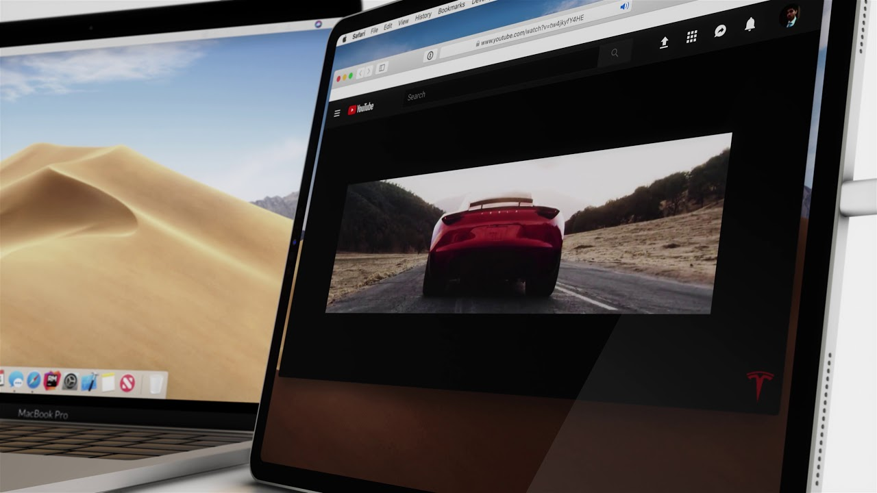 Duet Display For iOS