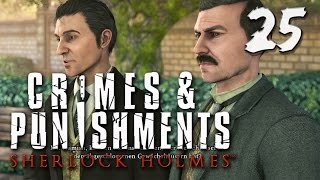 Sherlock Holmes Crimes and Punishments #25 Ganz schön ekelig Adventure Lets Play deutsch HD