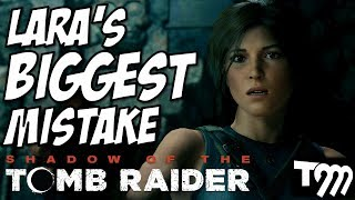 Shadow Of The Tomb Raider - 15 Minutes of EXCLUSIVE Gameplay (Gamescom 2018)