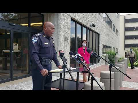 Two Savannah police officers fired after alleged use of force on innocent man