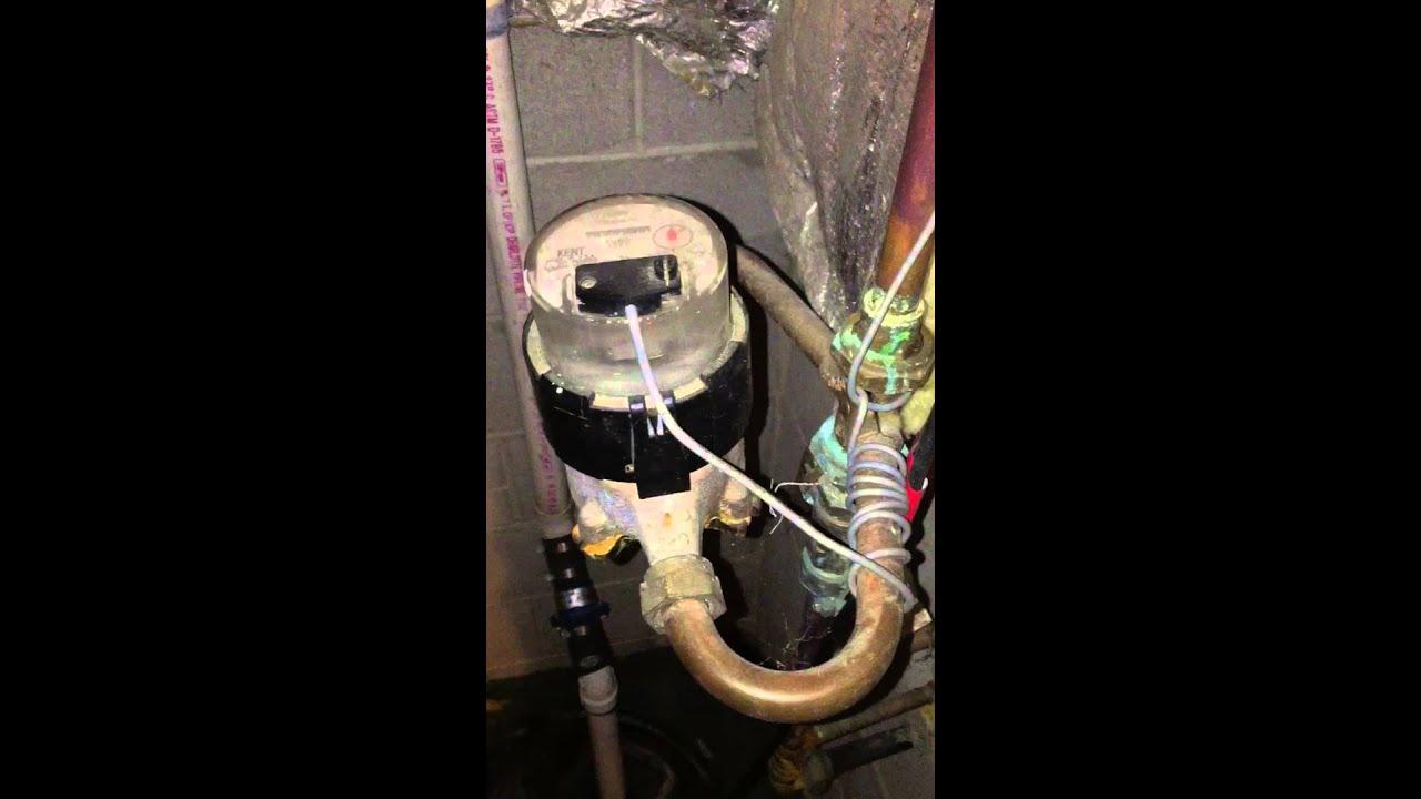water meter rattle or hammering home repair  [ 1280 x 720 Pixel ]