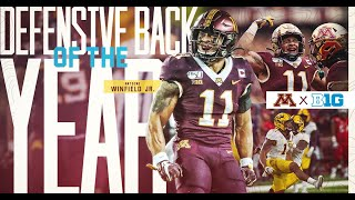Best Safety In College Football    Antoine Winfield Jr. Highlights ᴴᴰ