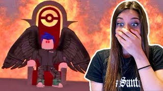 A SAD ROBLOX BULLY STORY! THE SAD ROBLOX STORY OF GUEST 666 By TheHealthyCow Reaction!