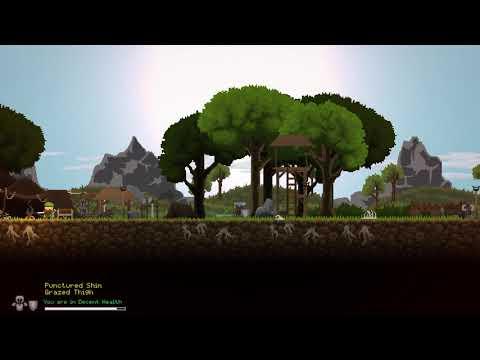 10 minutes of Regions of Ruin |