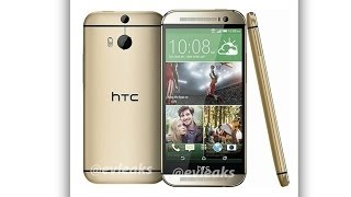 New HTC One 2014 Preview - Design, Processor, Cameras and Release Date