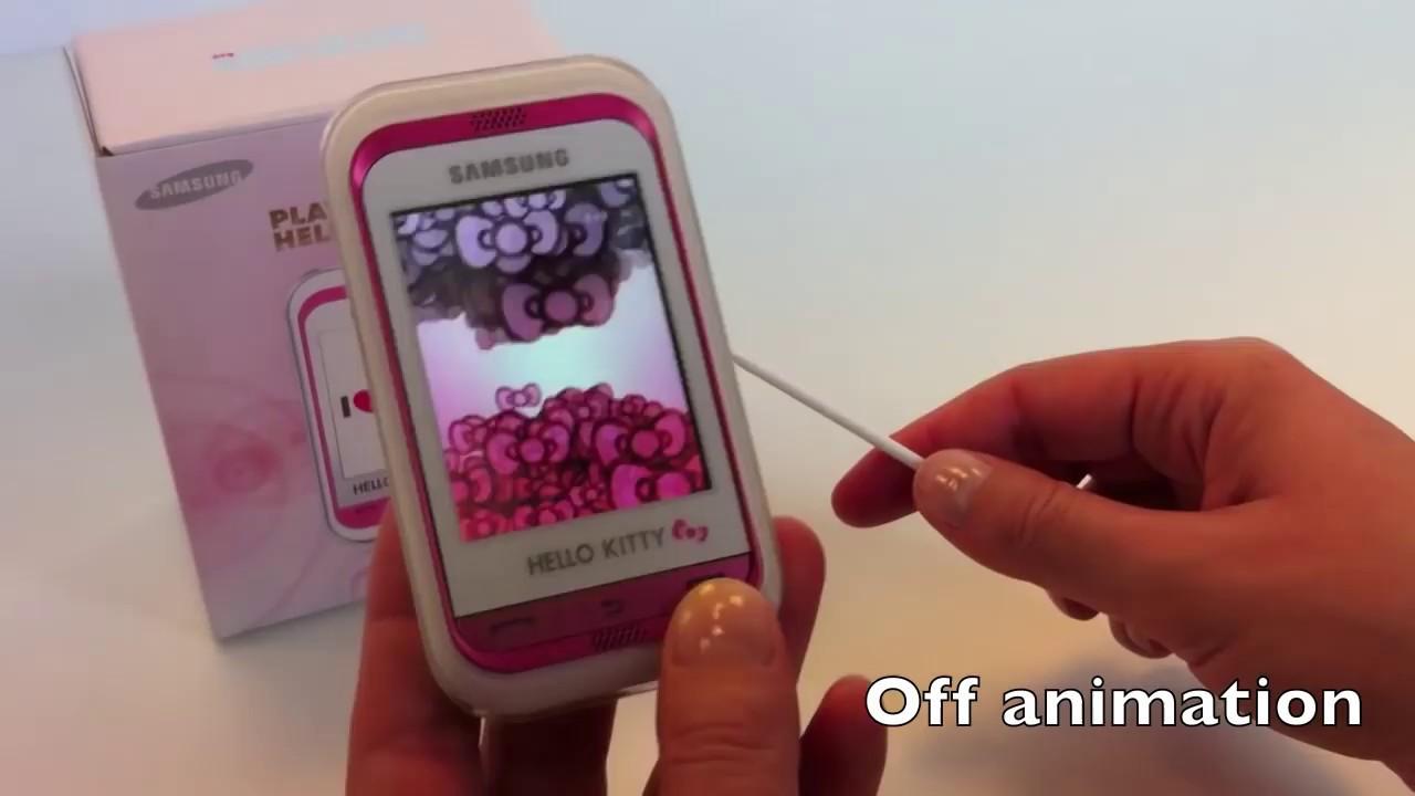 анимации телефона