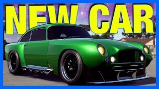 Need for Speed Payback : NEW CAR!! (Aston Martin DB5 Customization)