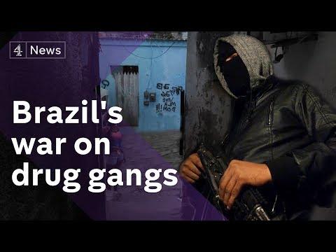 Street Crime And Murders Soaring In Brazil