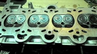 Регулировка клапанов  Hyundai Solaris Elantra g4fc g4fa