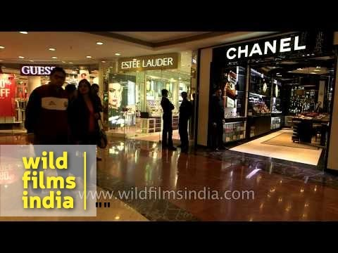 Guess, Estee Lauder and Chanel: Indian middle class retail story