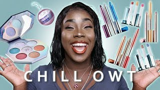 Fenty Beauty CHILL OWT COLLECTION REVIEW (Entire Chillowt Collection)