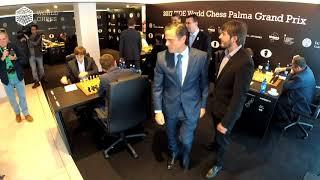 2017 FIDE World Chess Palma Grand Prix. Round 1.