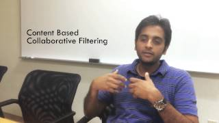 Anmol Bhasin on Recommendation Engines