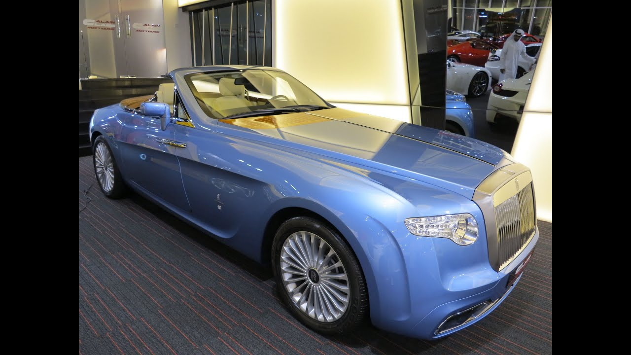 Rolls Royce Hyperion The Only 1 In The World Youtube