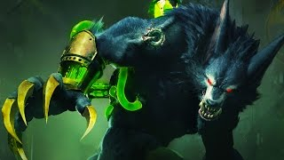 LoL Warwick Rework & Champion Update Teaser (League of Legends)