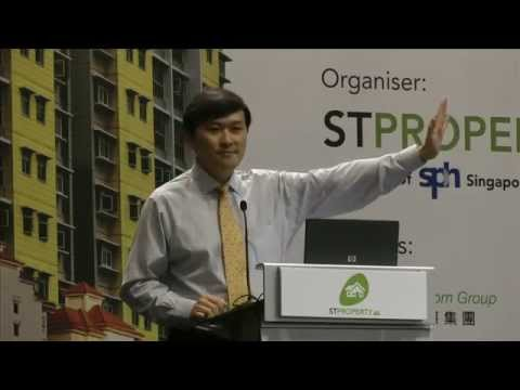 STProperty Seminar March 2014 - The New Master Plan and The Singapore Residential Property Market