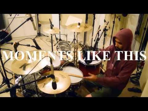 Moments Like This - The Afters - Drum Cover Roberth Fonseca