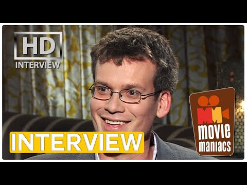 John Green The Fault in Our Stars exclusive Interview (2014)