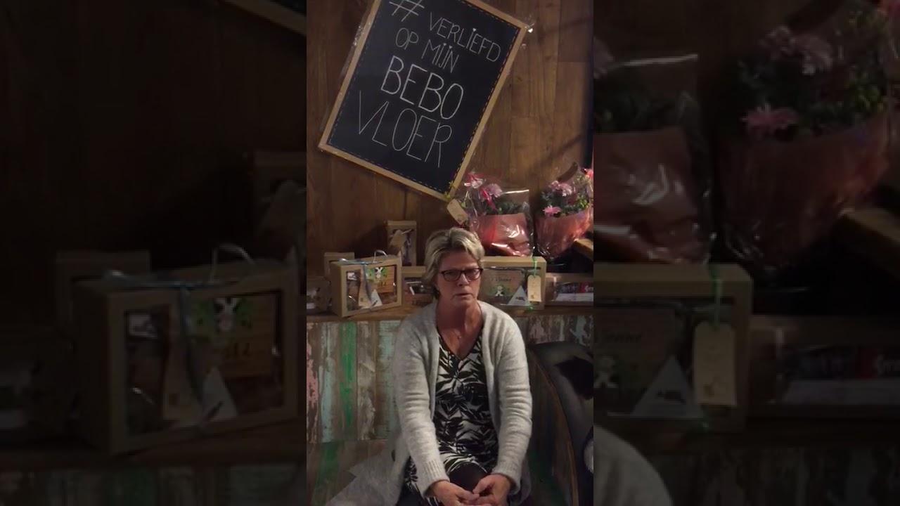 Poortman uit rijssen hebben een pvc vloer van beboparket youtube