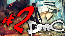 DmC : Devil May Cry - Detonado #2: Bloodline, Under Watch e Virility