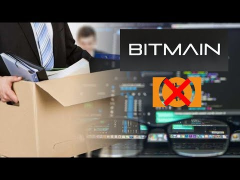 Bitmain Fires Entire Bitcoin Cash Team! Will There Be A Bloody Christmas?