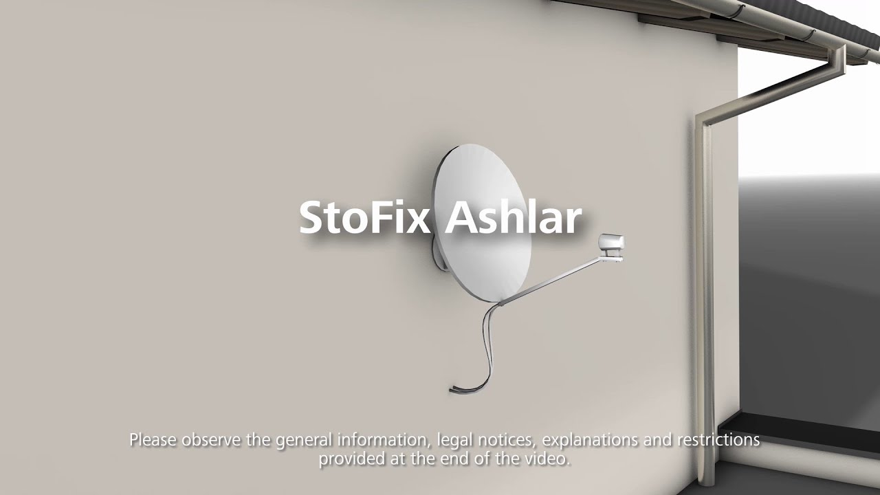 How to install the StoFix Ashlar in an EIFS / EWIS - Installation of  thermal insulation