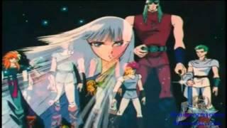 Saint Seiya  -  Opening Asgard (Tv Azteca Mexico)