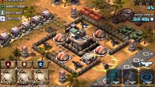 Empires & Allies Mobile - Desert Swarm