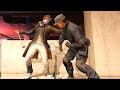 Watch Dogs 2 Rampage vs 5 Stars Police Shootout