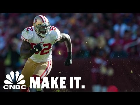 From NFL Star To Techie: Patrick Willis Opens Up About New Life | How I Made It | CNBC Make It.