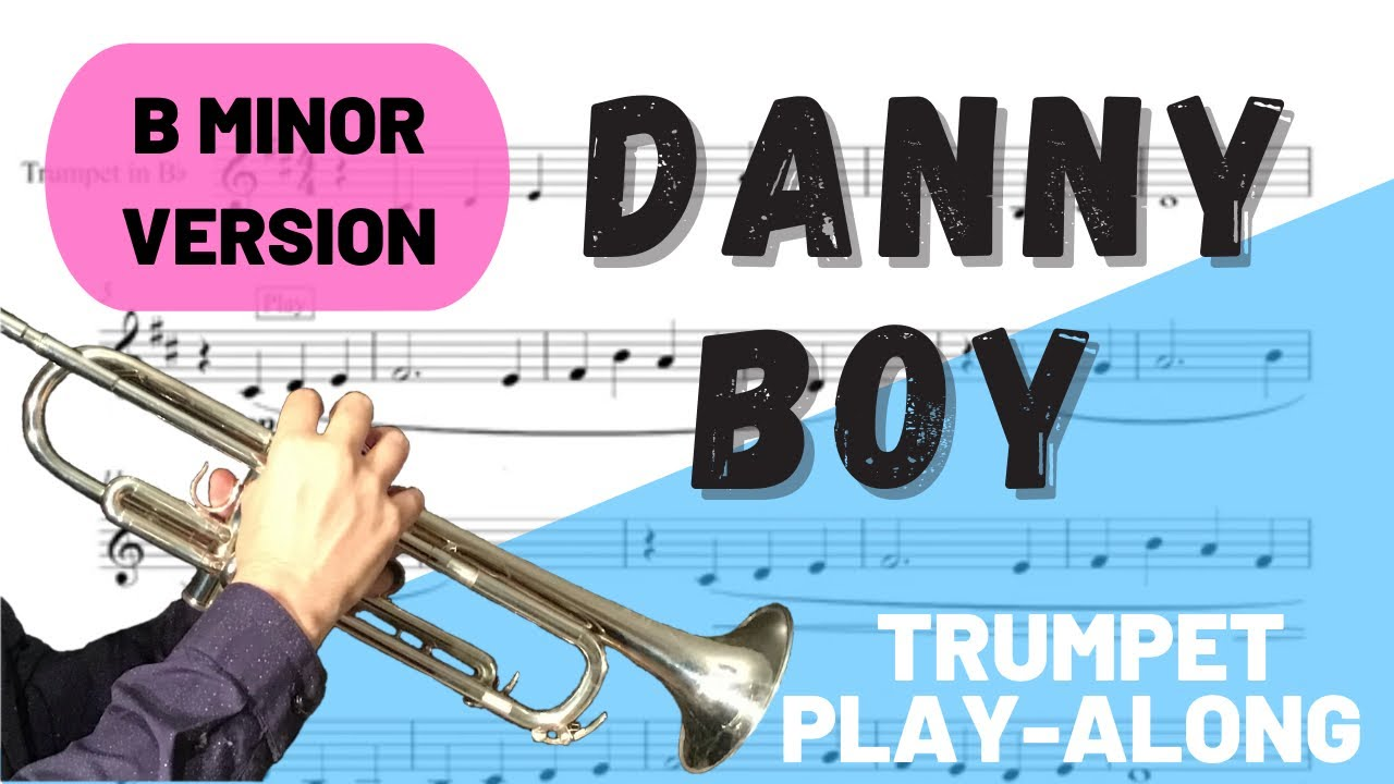 Danny Boy Trumpet Solo  Play-Along/Backing Track