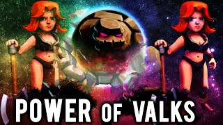 The Power of Valkyries 2016 | Episode 1 | Clash of Clans