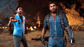 Just Cause 3 - Intro & Mission #1 - Welcome Home