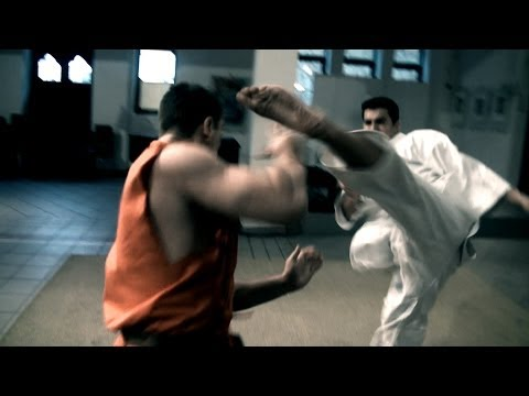 BLACK BELT with LUCA VALDESI (full movie)