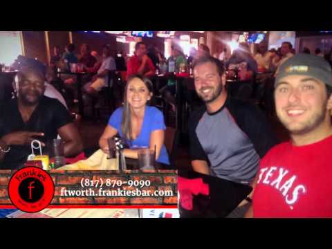 Frankie's Sports Bar and Grill | Restaurants in Fort Worth