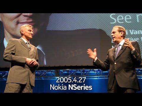 Nokia Phones in 2005-2013 (诺记吧 nokibar)
