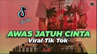 DJ Awas Nanti Jatuh Cinta TikTok Versi Angklung Remix Terbaru Full bass 2020