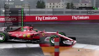 FRL - F1 2017 - F3 - S1 - Russian and Japanese Grand Prix