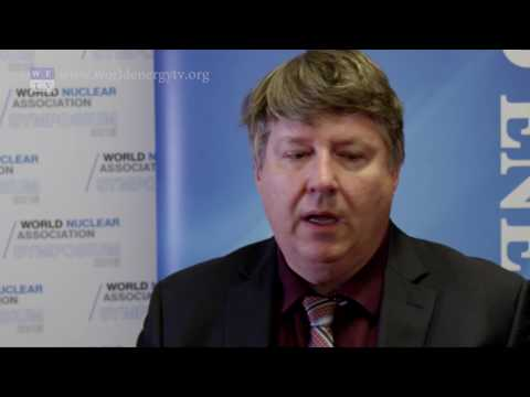WNA | David LeBlanc, President and CTO of Terrestrial Energy