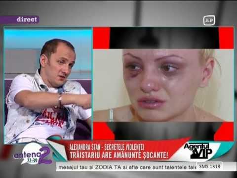 Mihai Traistariu     speaking about     Alexandra Stan