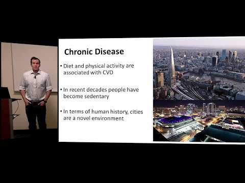 Evolutionary Medicine and Cardiovascular Disease - Ben Trumble