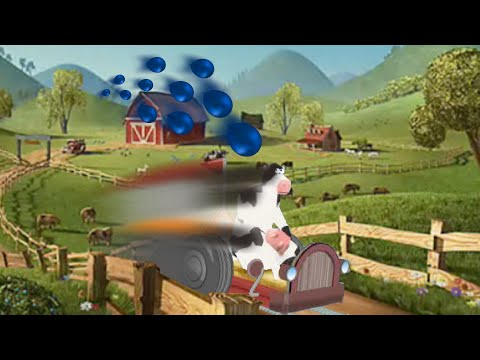 The Back At Barnyard Episode Dream Birthday But Only Parts Where They Say Papaya