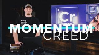 Momentum | Creed | Student Pastor Andrew Porter