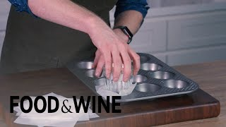 Homemade Baking Cups: How To Upgrade Your Cupcakes | Mad Genius Tips | Food & Wine
